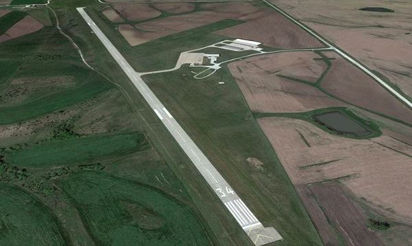 Airport Google Earth